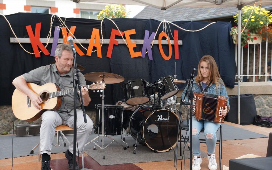Intro fête musique Kikaf