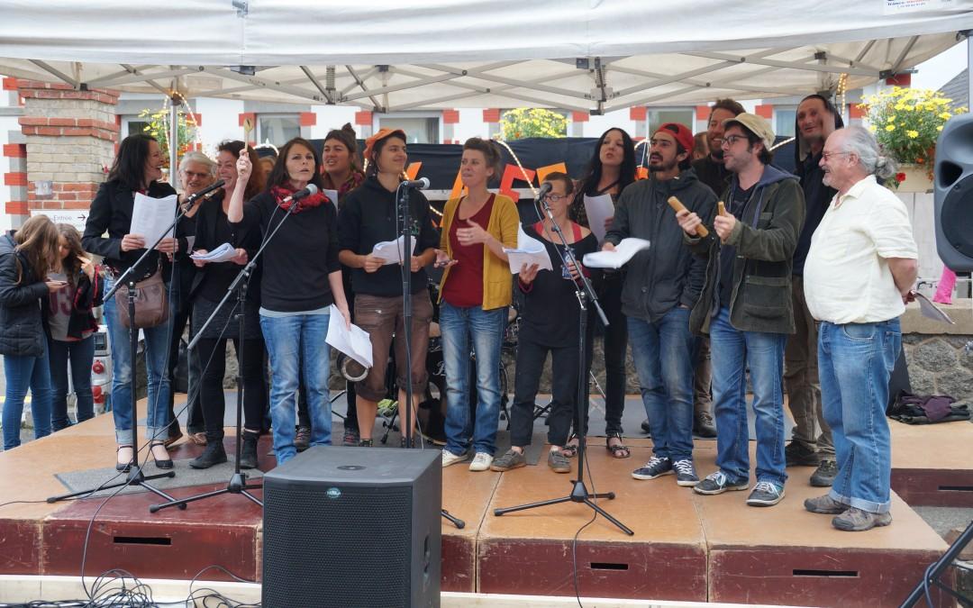 Chorale (R)évolutionnaire fête musique Kikaf