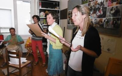 Chorale éphémère