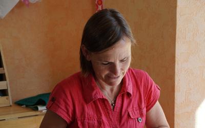 A la rencontre des bénévoles : Evelyne
