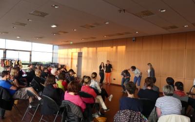 Théatre Forum : une soirée riche en partage