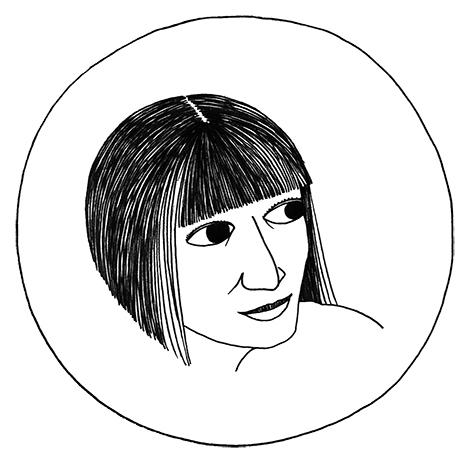 Portrait chinois par Gwen