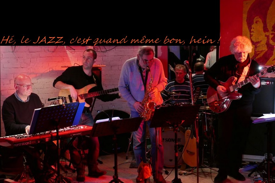 Apéro concert Anatole Jazz