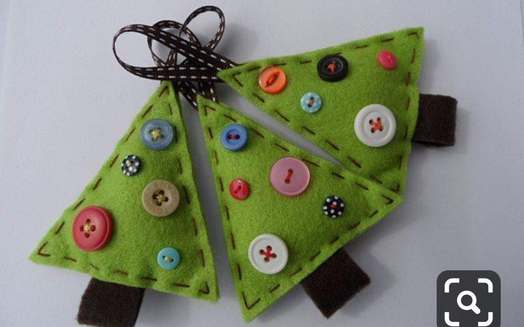 Dimanche en Famille : décorations et patisserie de Noël