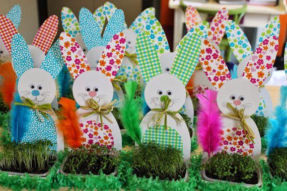 ANNULE Lecture, jeux de société et bricolages de Pâques