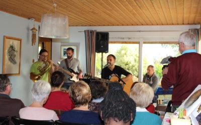 Concert chez l'habitant